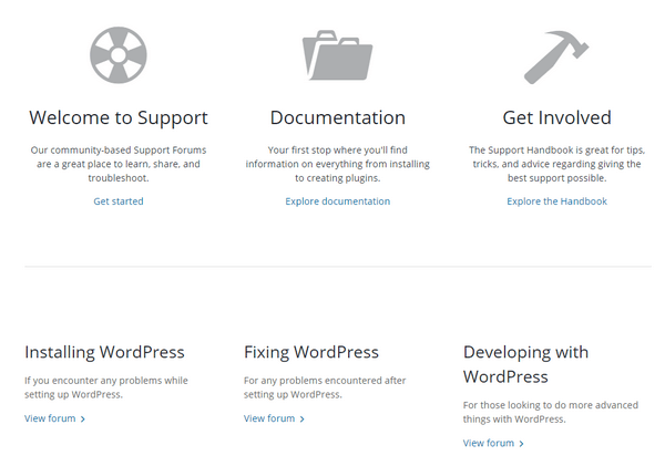 There are lot of experts to help you when you find any difficulties in using WordPress.